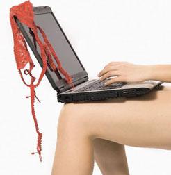 MSNde striptize operasyon!