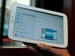 Samsung Galaxy Note 8.0i tanıttı