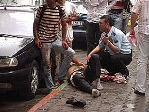 Kızılırmakta silahlı çatışma: 1 ölü, 3 yaralı!