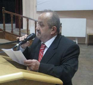 MHP Merkez İlçe Başkanlığına Ahmet Kurt