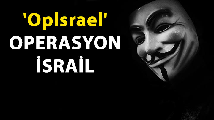 Anonymous MOSSADı çökertti