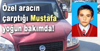 Ve minik Mustafa yaşama veda etti