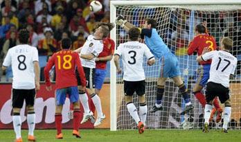 Dünya Kupasında finalin adı İspanya - Hollanda!