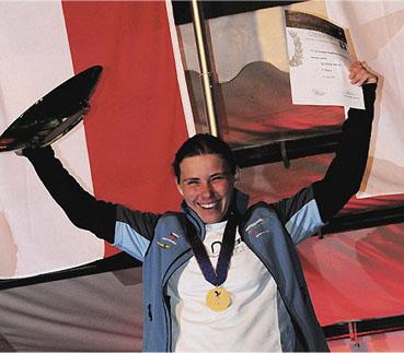 Dünya Şampiyonu Petra Slilovadan umut dolu mesajlar