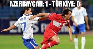 Azerbaycan karşısında tarih yazdık (!)