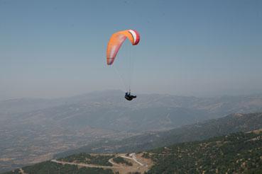 David Selçukun ağzından Türkiye Rekoru uçuşu
