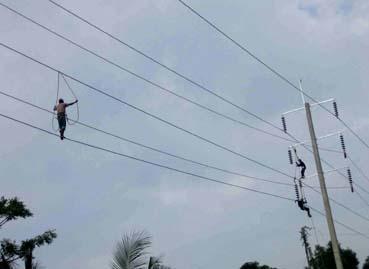 Başkent Elektrik çalışanlarına piyango emeklilik
