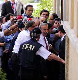 Hanefi Avcı tutuklandı