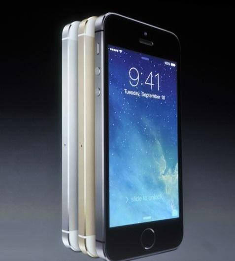 İşte yeni iPhone 5S