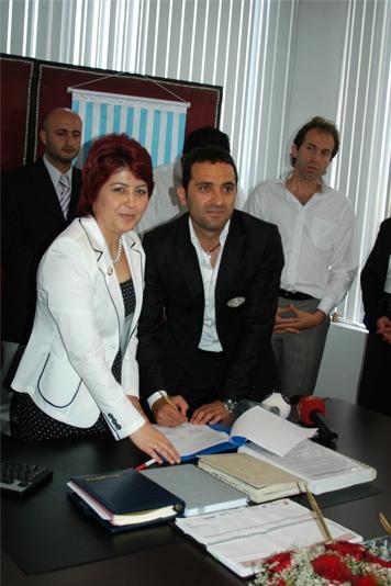 Çankırı Belediyespor Hakan Yılmazla anlaştı