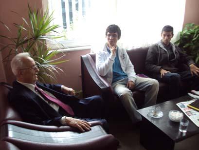 Cankırı Eğitim Kültür Vakfından 165 öğrenciye burs
