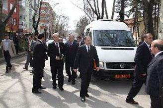 Bakan Akdağ: Hastaneyi iki ay içerisinde hizmete açacağız!