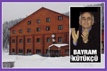 Bacanak Bayram Kütükçüye 2 yıl 1 ay hapis cezası!