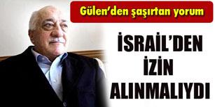 Fethullah Gülen'den Gazze yorumu!