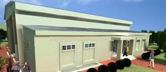 Süleyman Demirel Fen Lisesine spor salonu yapılıyor