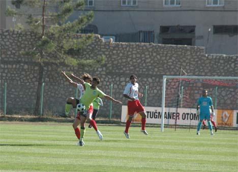 Mardinden 3 golle 3 puan cepte dönüyoruz
