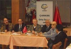 Kurucu Heyet başkanlığına Mehmet Güneş seçildi