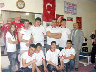 Bilek güreşinde Çankırı, Türkiye Şampiyonu çıkardı