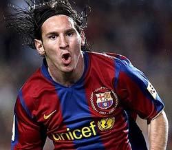 Messi geliyor!