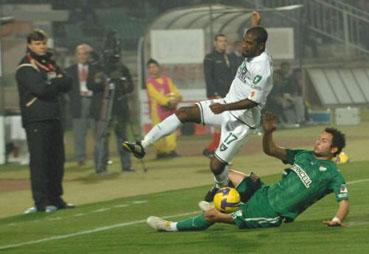 Bursaspor arayı açarak geliyor: 2-1