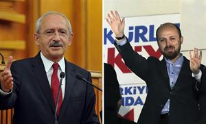 Kılıçdaroğlu hakkında Bilal Erdoğan suç duyurusunda bulunmuş
