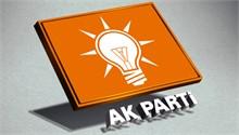 AKP Çankırı'da aday sayısı 6'ya düştü