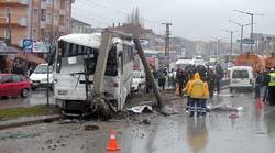 Başkentte otobüs dehşeti: 2 ölü