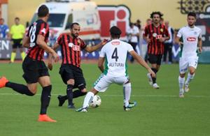 Eskişehirspor: 0 - Gençlerbirliği: 2