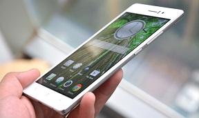 Dünyanın en ince akıllı telefonu Oppo R5 oldu