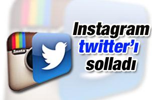 Instagram'ın üye sayısı Twitter'ı geçti