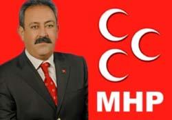 MHPli Başkana şok gözaltı!