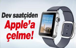 Şarjı hiç bitmeyecek saat Apple'ı zorlayacak