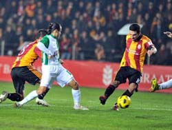 Galatasaraydan şeker gibi veda!