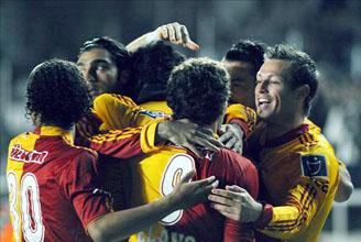 Galatasaray liderliği yine geri aldı: 3-0