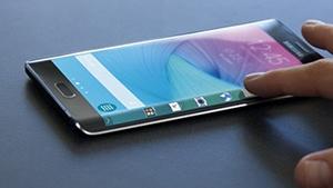 Galaxy S6'nın ekran kenarında hata