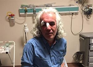 Sözcü18 Genel Yayın Yönetmeni Vedat Beki'ye çirkin saldırı