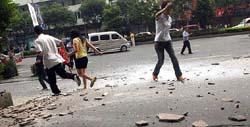 Marmarada korkutan deprem!