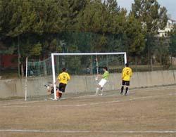 Ilgazspor Yapraklıyı zor da olsa geçti: 2-1
