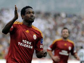 Galatasaray Manisadan 3 puanla dönüyor: 2-1