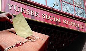 YSK'nın bu kararı Çankırı'da seçmen sayısını hayli azaltır!