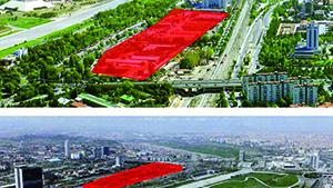 Ankara'nın merkezindeki en büyük arazisine yeni proje geliyor