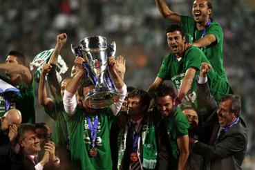 İşte taraftar işte şampiyon! Bursaspor kupasını aldı