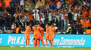 Multigroup Alanyaspor Süper Lig'de