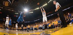 NBA'de finalin adı: Golden State Warriors-Cleveland Caveliers