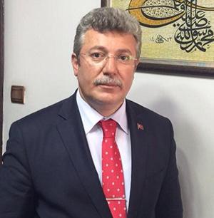 AKP'nin 'Donu düşük' Çankırı İl Başkanı Celal Kaman'ı koltuğunda tutan isim Akbaşoğlu mu?