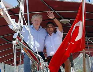 İngiltere'nin başbakan adayı: Türk büyük dedem görse gurur duyardı