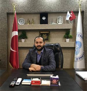 ÇANDEF'in yeni başkanı: Zeynettin Aydın