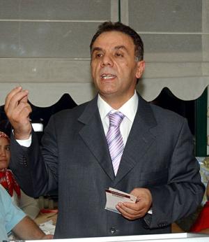Çankırılı durmuyor! İş insanı Mustafa Özdemir de İTO'da aday