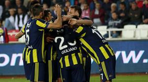 Demir Grup Sivasspor: 1 - Fenerbahçe: 2