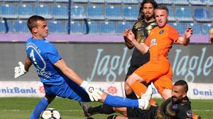 Osmanlıspor FK: 1 - Medipol Başakşehir: 4